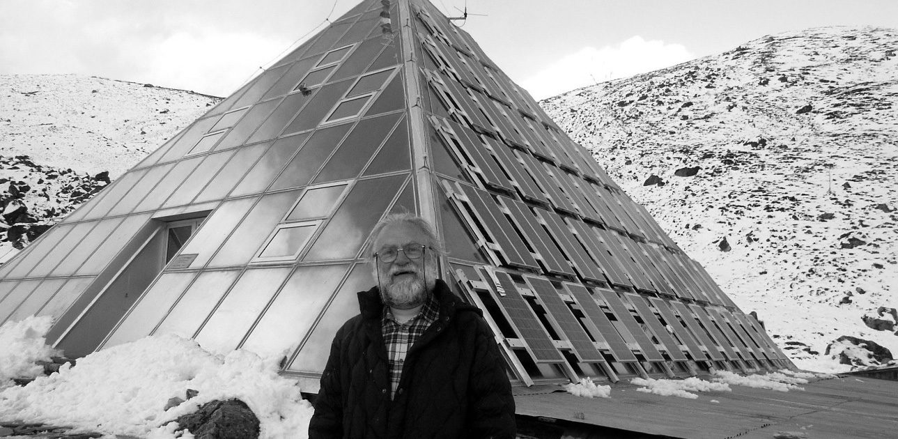 Piramide - Campo Base Everest - Sergio Chiesa